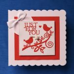 Just for you | generic card | birthday