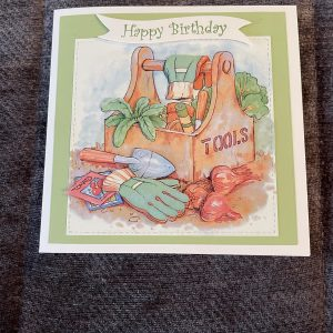 3D handmade birthday card   mother's day   father's day   gardening   hobbies   leisure